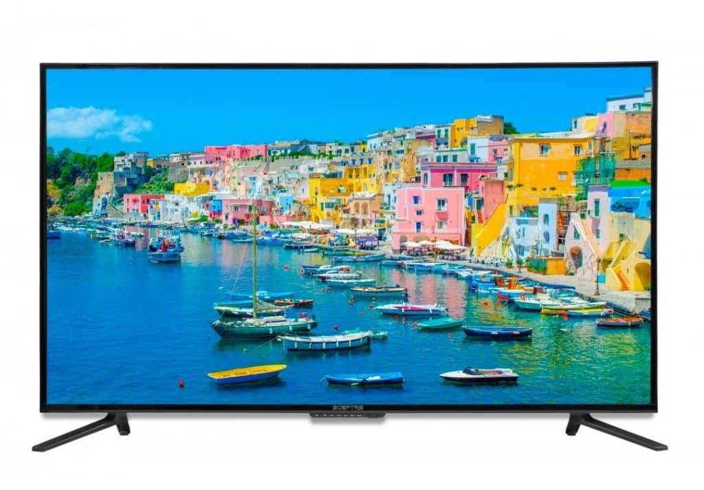 Sceptre 55-Inch 4K LED TV U558CV-UMC