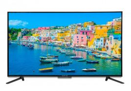 Sceptre 55-inch 4K LED TV U558CV-UMC