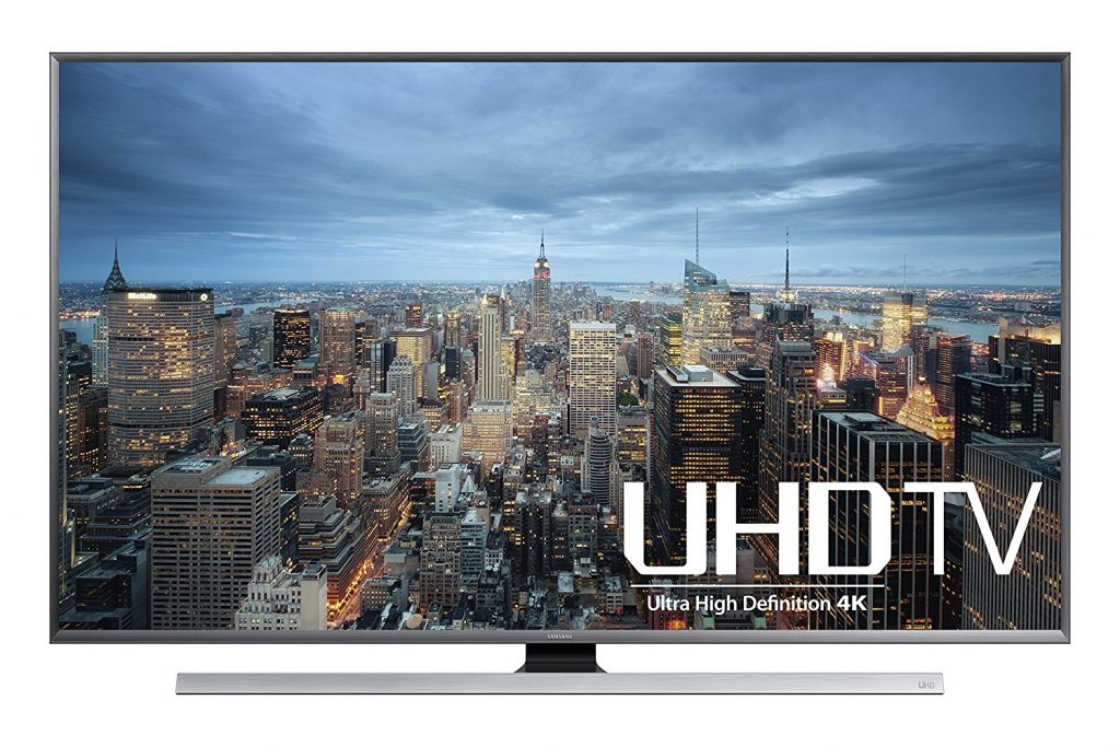 Samsung 85-Inch 4K Smart LED TV