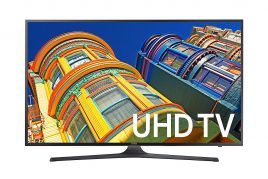 Samsung 70-inch 4K Smart LED TV