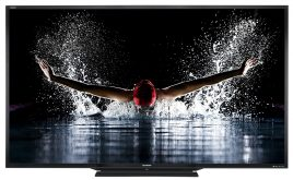 Sharp LC-90LE745 90-inch 1080p 120Hz LED 3D HDTV