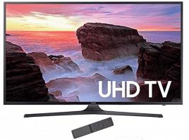 Samsung 74.5-Inch 4K Ultra HD Smart LED