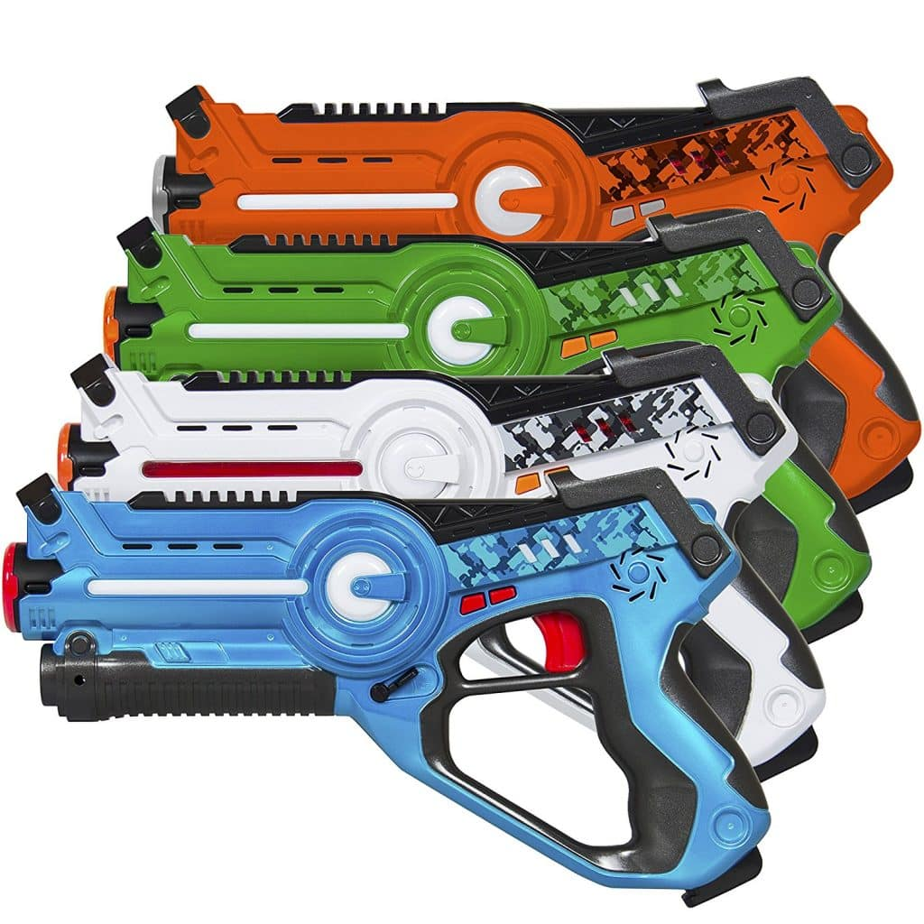 Best Choice Products Kids Laser Tag Set Gun Toy