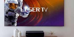 Hisense 100-inch 4K Ultra HD Smart Laser TV 2018