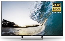 Sony XBR75X850E 75-Inch 4K Ultra HD Smart LED TV