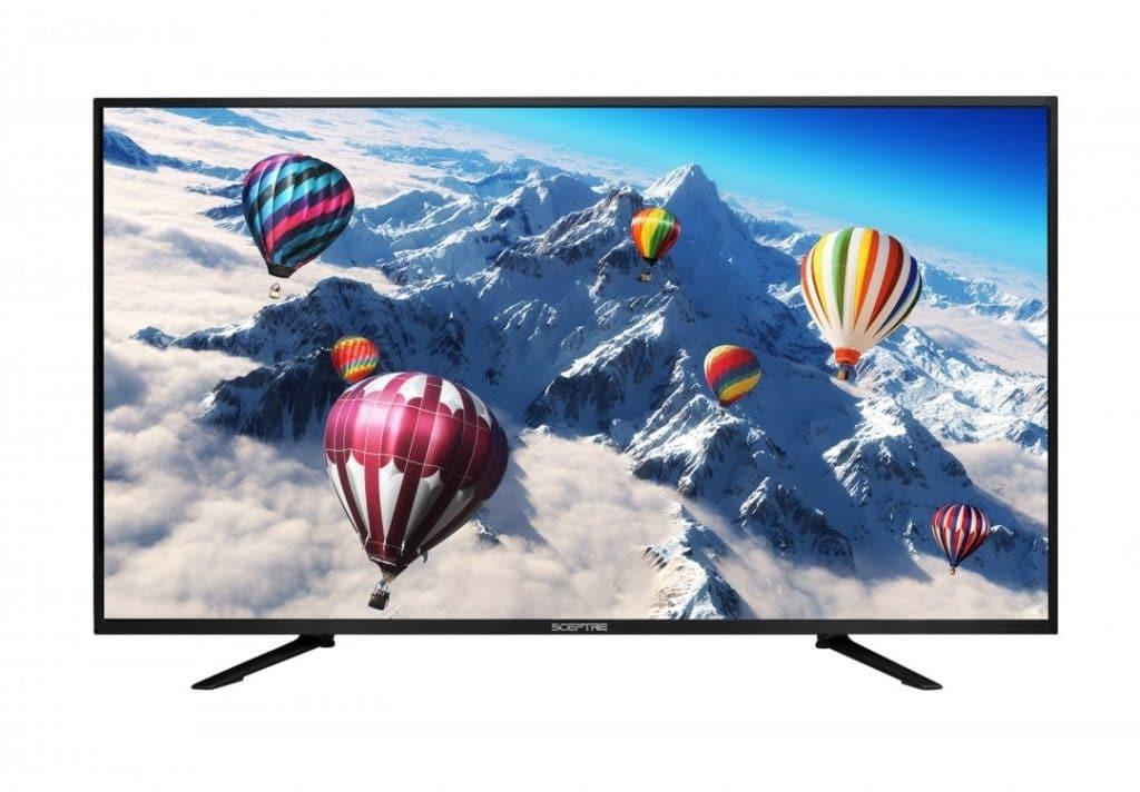 Sceptre U550CV-UMR 55-Inch 4K Ultra HD MEMC 120 LED UTV 3840 x 2160