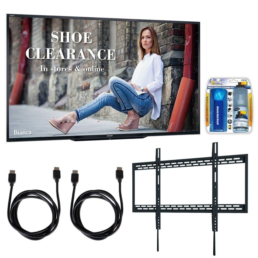 "Sharp PN-LE901 90"" Class 1920X1080 Commercial LCD HDTV"