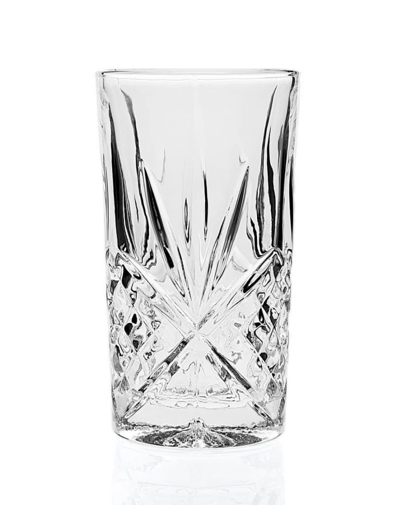 Godinger Dublin Set of 4 Highball Glasses