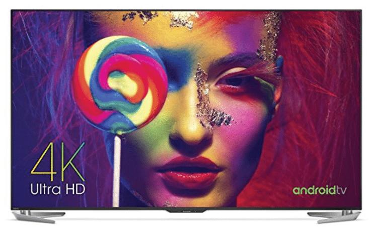 Sharp 80-Inch 4K Smart LED TV LC80UH30U