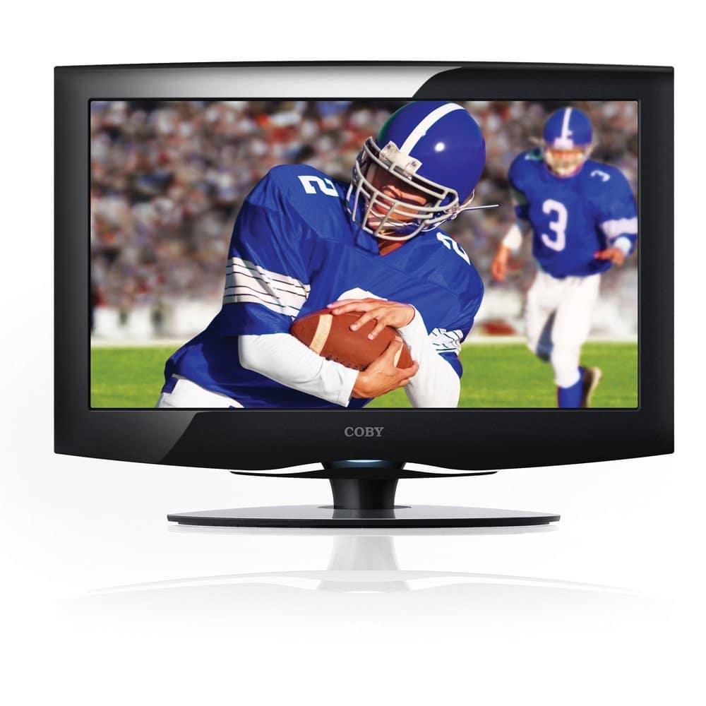 Coby TFTV2225 22-Inch 720p LCD TV