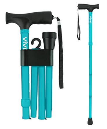 Folding Cane by Vive