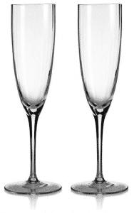 William Yeoward Champagne Hollow Stem Glass