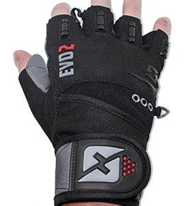 Evo 2 Weightlifting Gloves