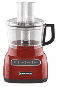 KitchenAid KFP0711ER 7 Cup Best Small Food Processor