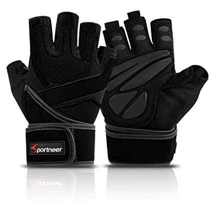 Sportneer Weight Lifting Gloves