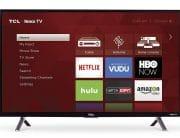 TCL 32S305 32-Inch 720p Roku Smart LED TV