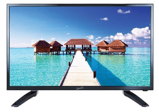 Supersonic SC-3210 32-inch 1080p LED Widescreen HDTV with HDMI Input