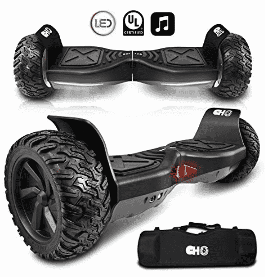 CHO Electric Hoverboard All Terrain Rugged Hoover Board Off-Road