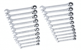 Gearwrench 20-Piece Ratcheting Wrench Set