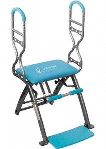 Pilates PRO Chair Max with Sculpting Handles by Life's A Beach