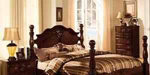 247SHOPATHOME IDF-7571EK-6PC Bedroom-Furniture-Sets