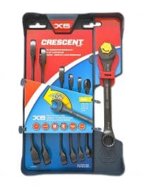 Crescent CX6RWS7 Combination Wrench Set