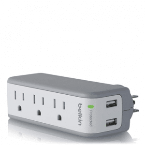Belkin Surge Plus USB Swivel Surge Protector