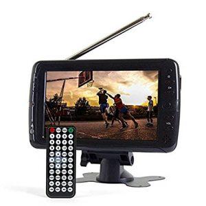 Tyler TTV701 7'' Portable Widescreen LCD TV