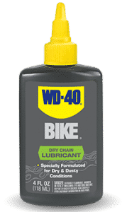 WD-40 Bike Chain Lube - Best Bike Chain Lubes