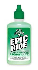 White Lightning Epic Ride All Conditions Lights Bicycle