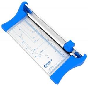 Marigold 12″ Professional Titanium Rotary Paper Trimmer Cutter (TR410)