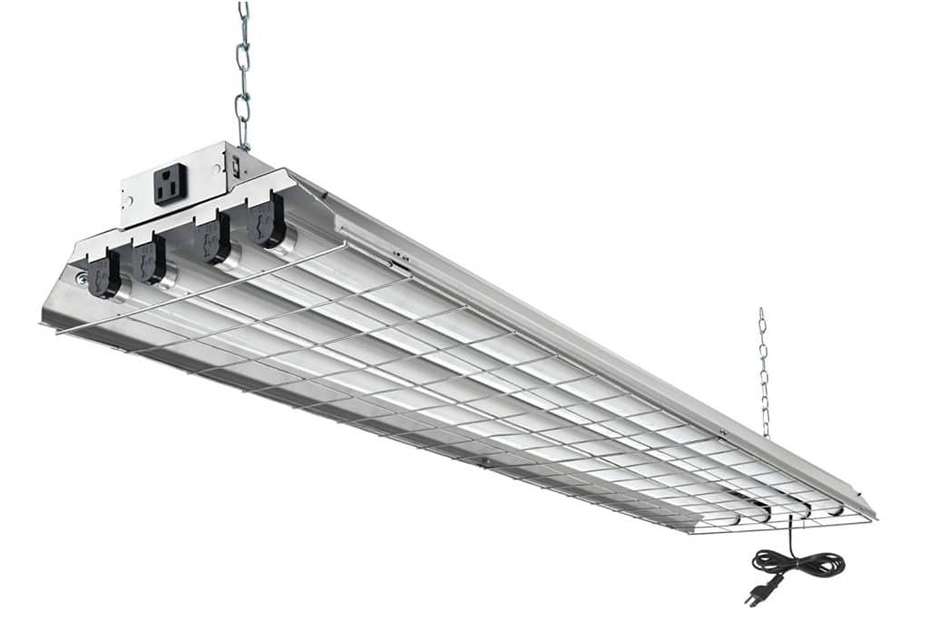 Lithonia Lighting 4-light Heavy Duty Shop Light