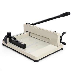 Amzdeal Paper Cutter Guillotine Paper Cutter/ Trimmer