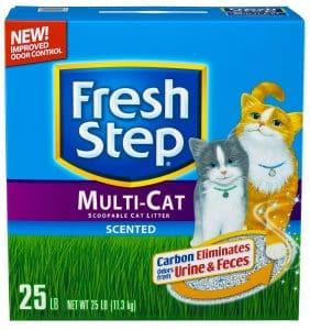 Fresh Step Cat Litter