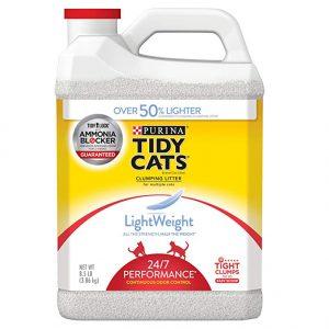 Purina Tidy Cats LightWeight Clumping Cat Litter