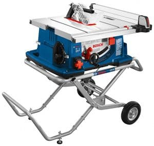 Bosch 10-Inch Worksite Table Saw 4100-10