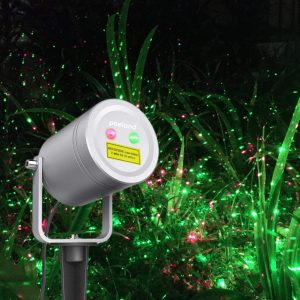 Poeland Laser Christmas Light Star Projectors
