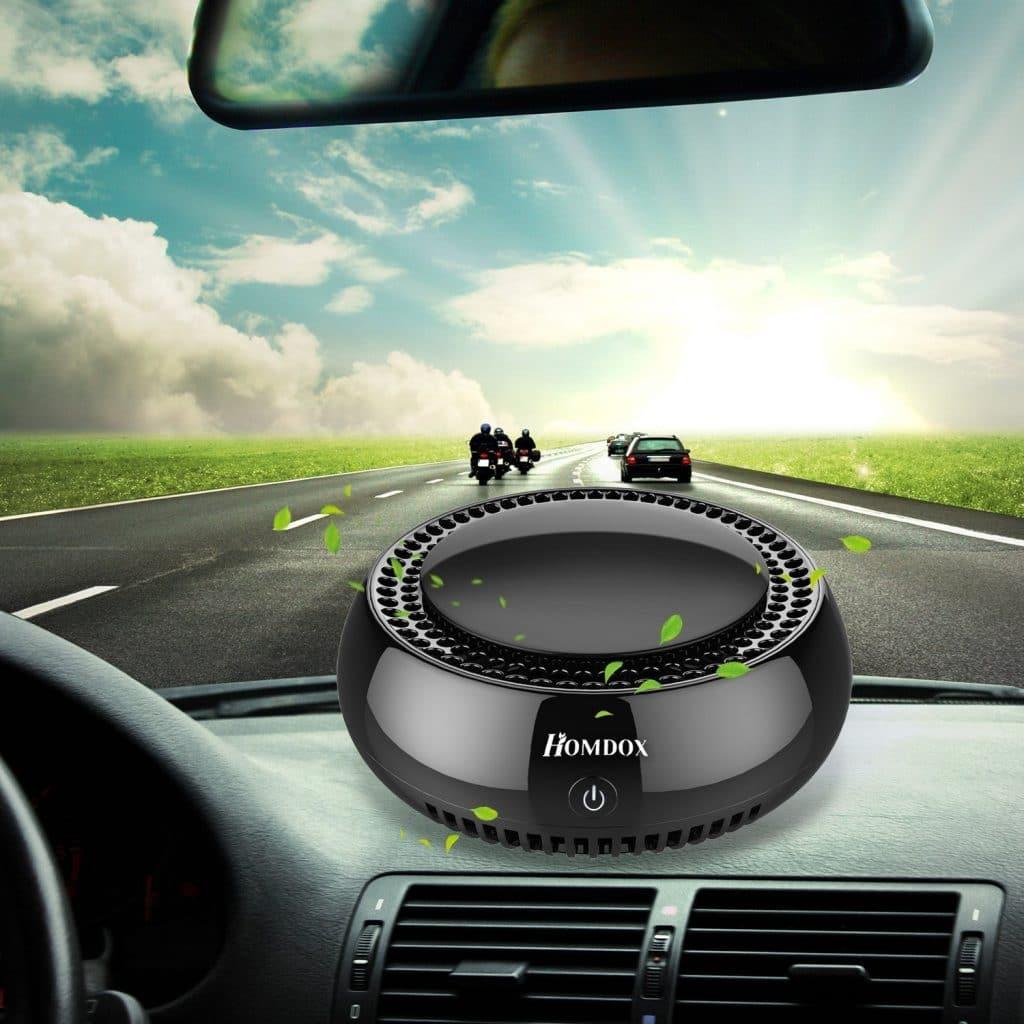 Homdox Car Air Purifier