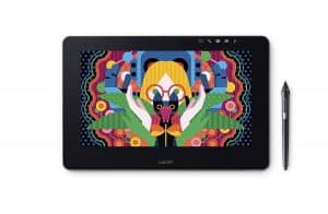 Wacom DTH1320K0 Cintiq Pro 13 - Best Tablets for Artists