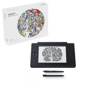 Wacom Intuos Pro Paper Edition digital graphics drawing tablet