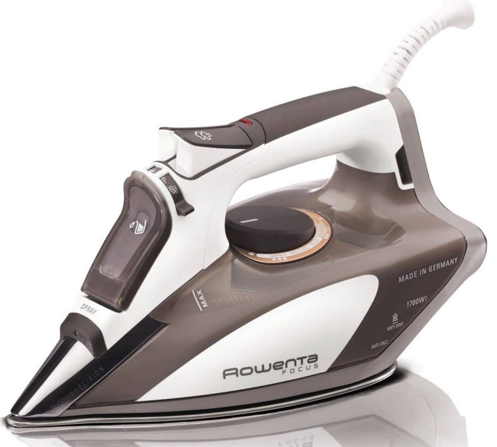 Rowenta DW5080 Focus 1700-Watt Micro Steam Iron