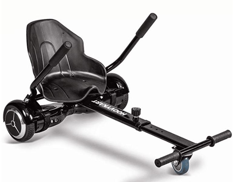HoovyKart - Go Kart Conversion Kit for Hoverboards