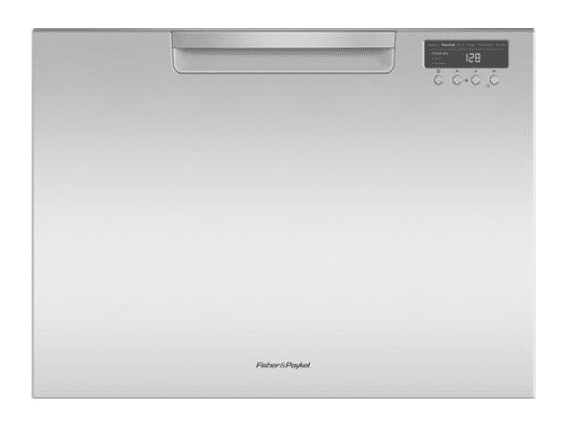 "Fisher Paykel DD24SCTX9 24"" Tall Single Drawer DishDrawer Dishwasher"