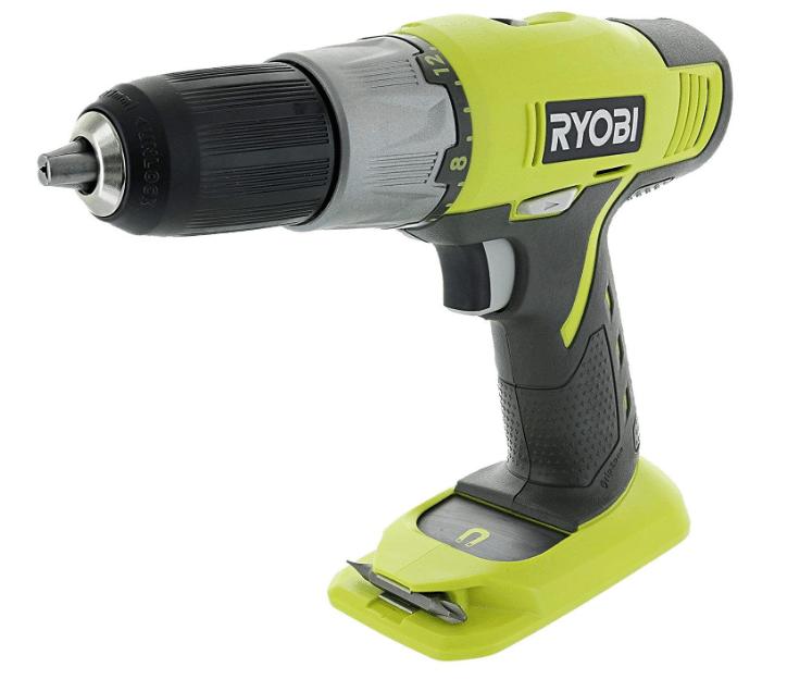 Ryobi P271 One+ 18 Volt Lithium Ion 1/2 Inch 2-Speed Drill