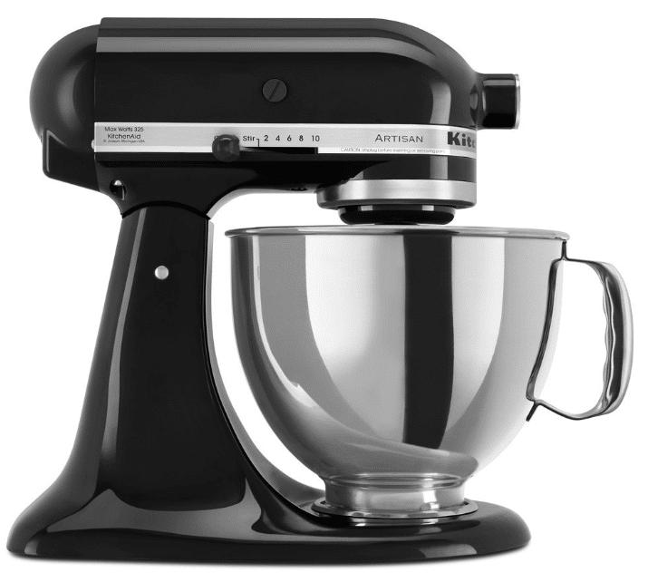 KitchenAid KSM150PSOB Artisan Series 5-Qt.