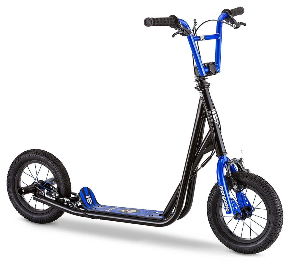 """Mongoose Expo Scooter 12"""" Wheels"""