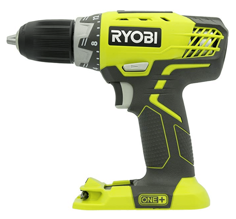 Ryobi P208 One+ 18V Lithium Ion Drill