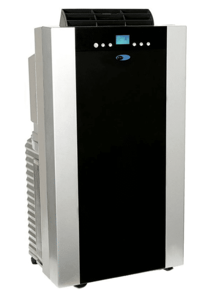 Whynter ARC-14SH 14,000 BTU Dual Hose Portable Air Conditioner and Heater, Dehumidifier
