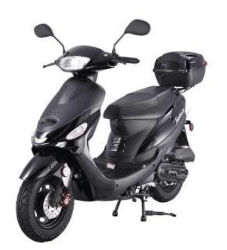 Taotao ATM50A1 50cc Scooter