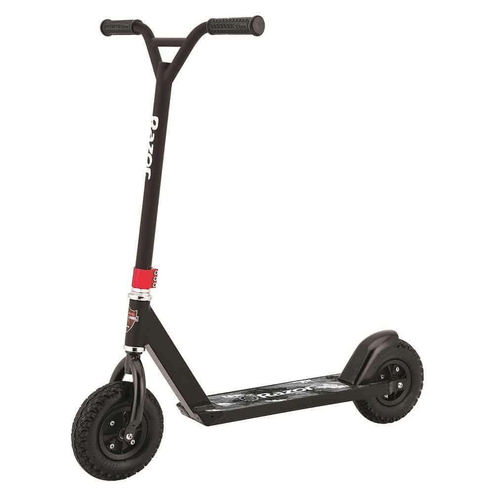 Razor Black Label Pro Dirt Scoot Off-Road Kick Scooter